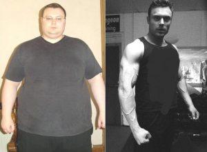 body crunch antes y despues